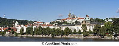 Prague - Hradcany and Government of the Czech Republic