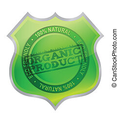 Organic product shield guaranty