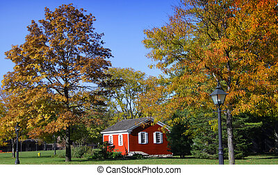 Historic greenfield village - Garden house in Historic...