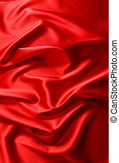 Red velvet background - red satin background, lovely texture...