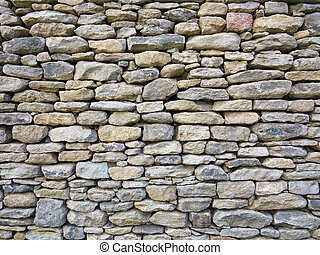 stone wall texture - Texture of the stone wall - pattern