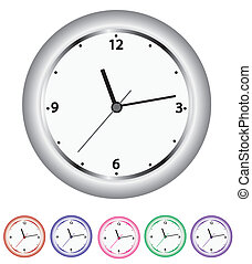 clocks - vector set of clocks