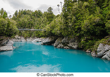 Hokitika Gorge, Hokitika, New Zealand