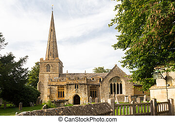 Parish Church of Stanton in Cotswolds - Parish Church of St...