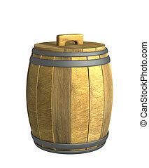 antigas, madeira, vinho, barril