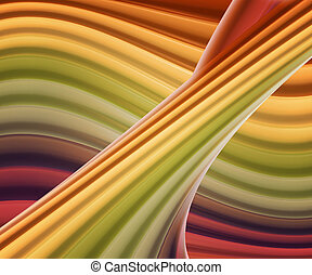 Vintage Colorful Abstract Background