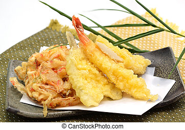 Tempura - This ia a picture of Tempura That is traditional...