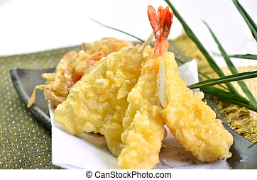 Tempura - This ia a picture of Tempura. That is traditional...
