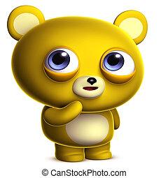 cute toy bear