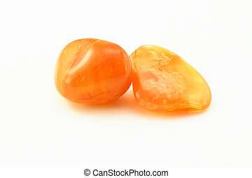 Carnelian Birth Stone. - The Picture of Birth Stone is made...