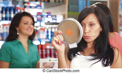 Shopping for Beauty Care Products
