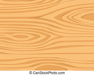 Wood texture - Illustration of a wood texture