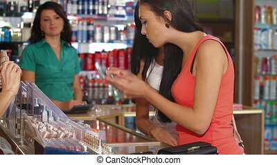 Buying Beauty Care Products