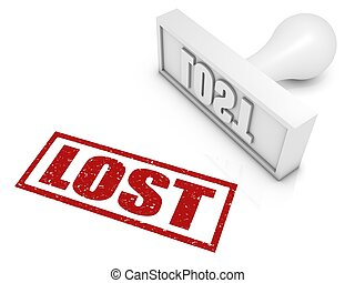 Lost Rubber Stamp