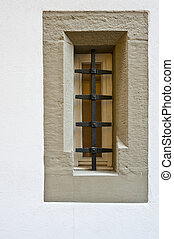 Embrasure - Modern Swiss Window Stylized as Embrasure