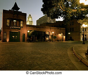 Olvera Street - Town Square - The center of historic Olvera...