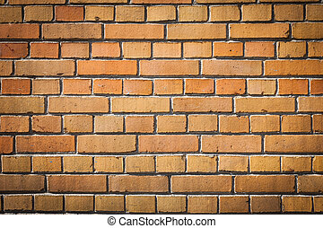 Simple background of brick wall texture - Simple background...