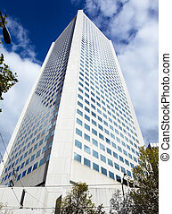 Corporate building - Modern minimalist corporate building