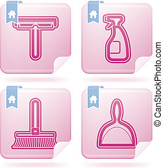 Cleaning Items - Cleaning items and other related cleaning...