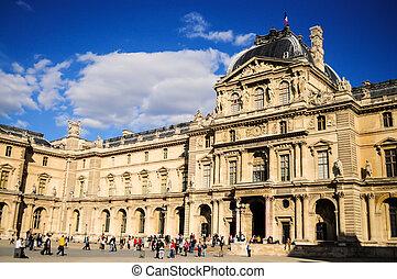 Louvre museum -Paris, France