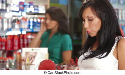 Beauty Care Products Shopping