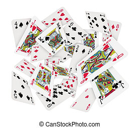 Playing Cards - Lots of playing cards