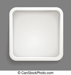 Abstract background of grey boxe. Template for a text