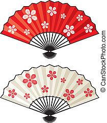 oriental fan