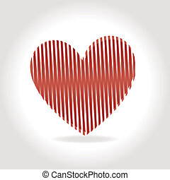 heart Vector Illustration icons
