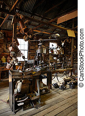Workshop - 19th century workshop in Ballarat to make...