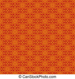beautiful oriental eastern pattern - beautiful oriental...