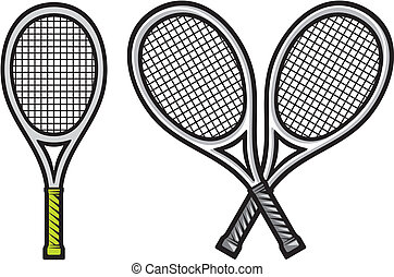raqueta, tenis
