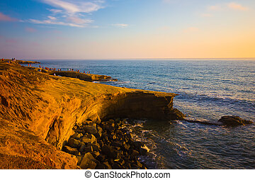 Sunset Cliffs CA