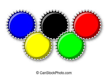 Bottle cap Vector Clip Art Illustrations. 8,509 Bottle cap ...