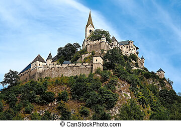 castle Hochosterwitz in Carinthia - beautiful castle on a...