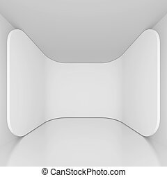Cinema Screen Background - 3d Illustration of Cinema Screen...