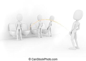 3d man for world piss:))