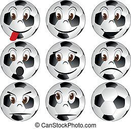 face soccer