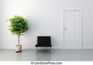 3d cozy interior design