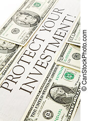 Protect your investment - headline of Protect your...