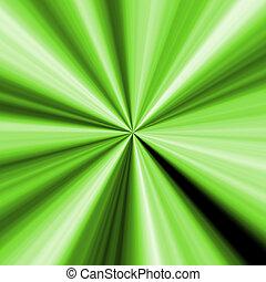 Abstract Vortex - Inside an abstract vortex - blasting...