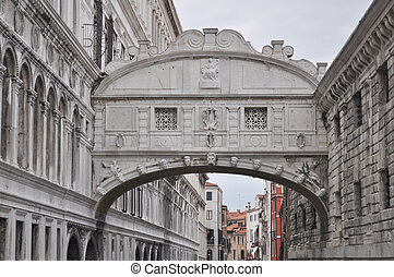 Bridge of Sighs Venice - Ponte dei Sospiri Bridge of Sighs...