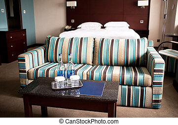 Perfect vacation and relaxation hotel room Extremely...