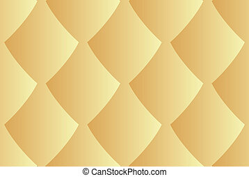 Seamless background with yellow upholstery