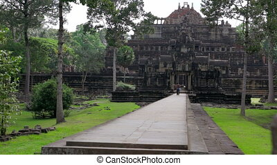 baphuon temple, angkor, siem reap