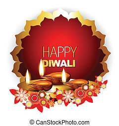 happy diwali background - beautiful happy diwali background...