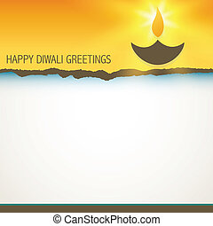 happy diwali - beautiful happy diwali indian festival...