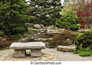 禪, 花園
