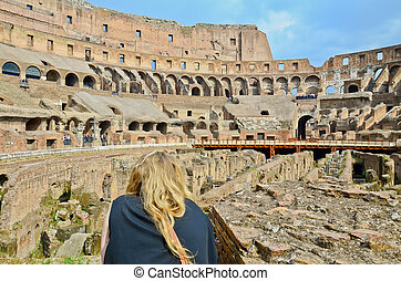 Colosseo Colosseum Rome, Italy