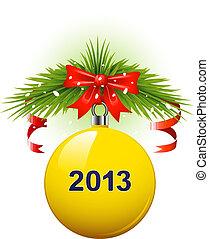 Christmas ball 2013